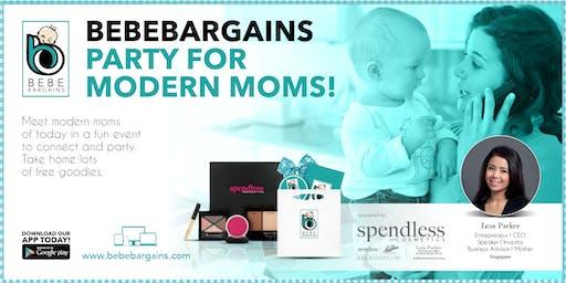 (SG) Bebebargains Photoshoot & PARTY!