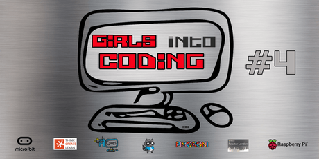 Girls Into Coding #4 - Join us & Get involved! tickets