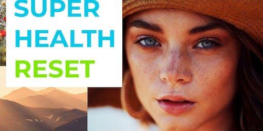 SUPER Health RESET