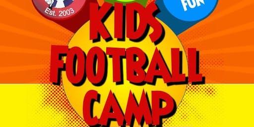 Summer Camp August 2019