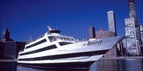 All-White Attire POP Party Cruise aboard the SPIRIT OF CHICAGO tickets