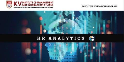 HR & WORKFORCE ANALYTICS