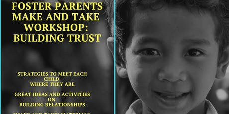 Foster Parents: Make and Take Workshop tickets