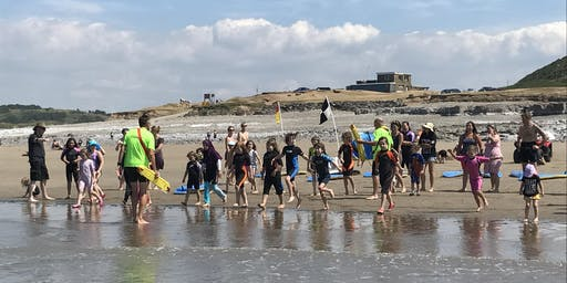 Home Ed (Surf Lifesaving 31/7/19) South Wales Coast Group