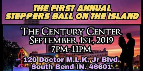 Inaugural Steppers Ball tickets