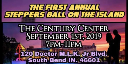 Inaugural Steppers Ball