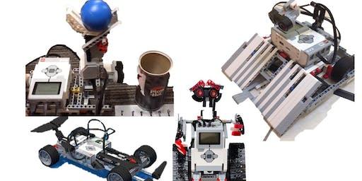 We are the LEGO Futuristic Creator!