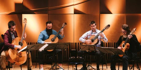 Melbourne Guitar Quartet Sept 21 - Melbourne Guitar Festival 2019 tickets