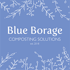 Katrina Wolff, Blue Borage logo