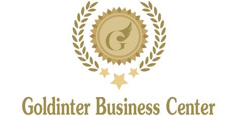 Formation En Consulting Indépendant GOLDINTER  billets