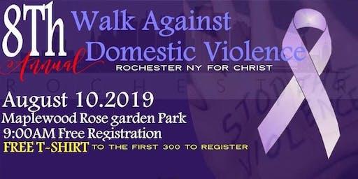 8th Walk against Domestic Violence