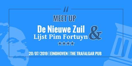 MEETUP De Nieuwe Zuil & Lijst Pim Fortuyn tickets