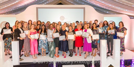 Woman Who Achieves Solopreneur Awards Lunch 2019