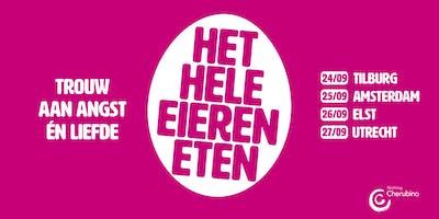 Het hele eieren eten - Theater Bouwkunde Deventer