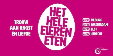 Het hele eieren eten - Theater de Kik Elst (Arnhem/Nijmegen) tickets