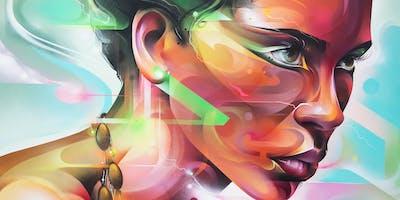 'Graffito' Art Exhibition at Host Galleries