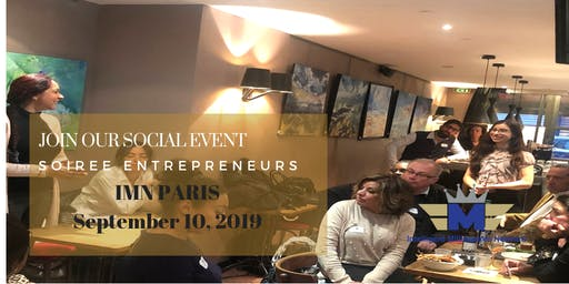 IMN PARIS Social Event of September : Back to BUSINESS