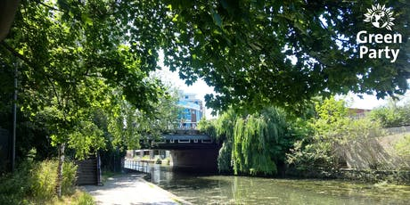 Camden to Mile End Park Canal Walk tickets