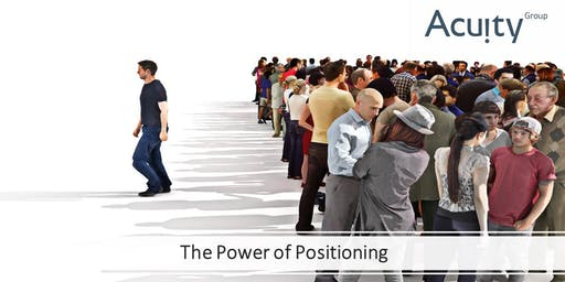 The Power of Positioning - The Key to Profitable Growth