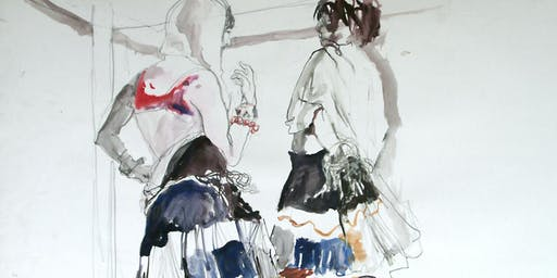 Figure & Life Drawing (July Sessions)
