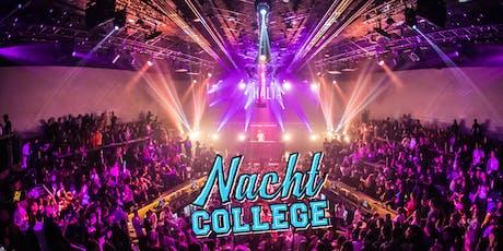 Nachtcollege 25.07.2019 tickets