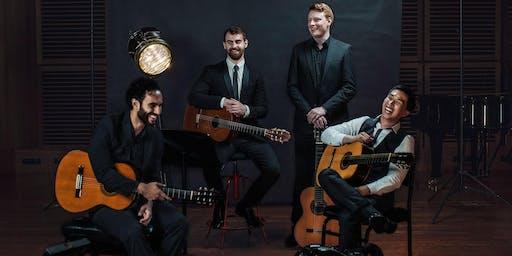 Codex Guitar Quartet Sept 22 - Melbourne Guitar Festival 2019