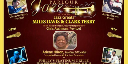 Miles Davis and Clark Terry Salute and Jam Session at Platinum Grille
