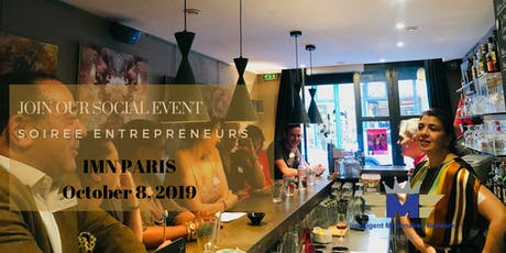 IMN PARIS Social Event of October : Autumn networking  tickets