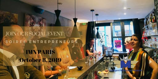 IMN PARIS Social Event of October : Autumn networking