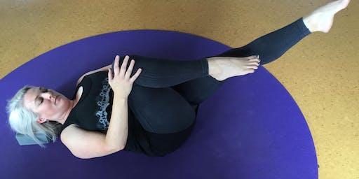 Fri 9am Mat Pilates with Pip 10 Week Term