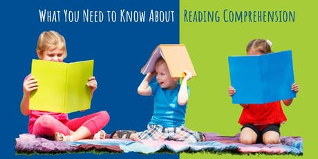 Parent Seminar: ABC's of Reading Comprehension tickets