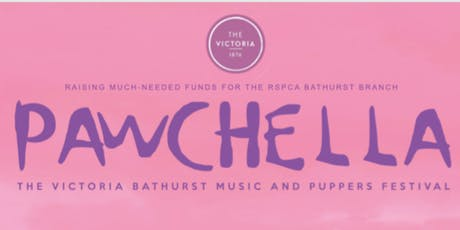 Pawchella at The Victoria Bathurst tickets