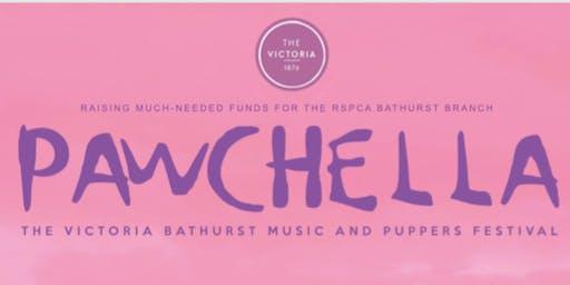 Pawchella at The Victoria Bathurst