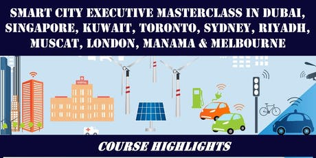 Smart City Executive Masterclass, Dubai tickets