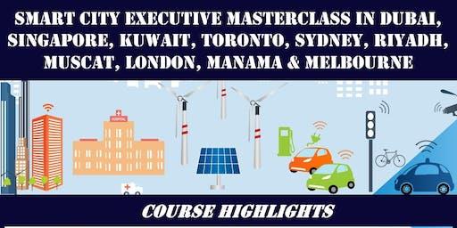 Smart City Executive Masterclass, Dubai