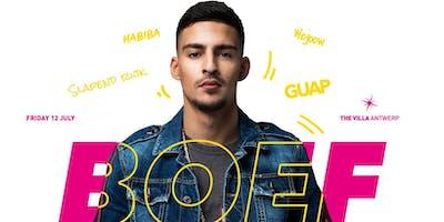 The Villa - Antwerp invites BOEF