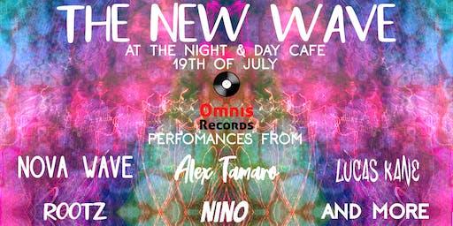 Omnis Records Presents: The New Wave (Feat. Nova Wave, Alex Tamaro & More