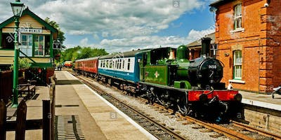 Ghost Hunt at North Weald Train Station