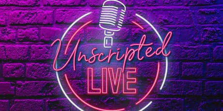 Unscripted Live tickets