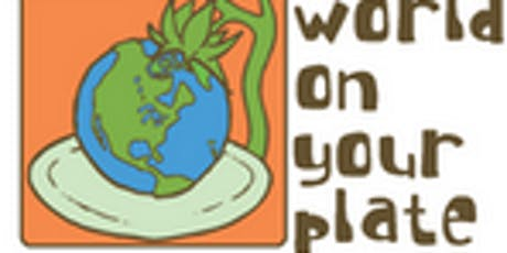 World On Your Plate tickets