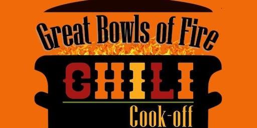 1st Annual New Brunswick Chili Cook Off