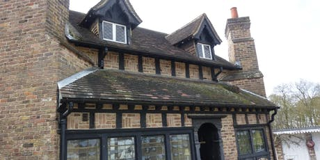 Ghost Hunt at Gardens of Hanbury tickets