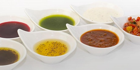 FRENCH SAUCES WORKSHOP tickets