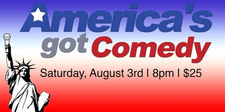 America's Got Comedy tickets