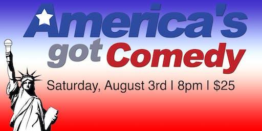America's Got Comedy