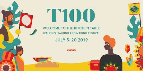 T100 - Welcome to the Kitchen Table tickets