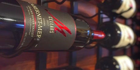 Wine Tasting with M Cellars at Quintana's Speakeasy tickets