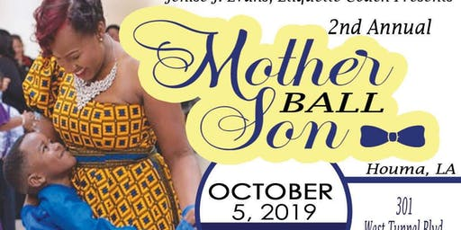 2nd Annual Mother & Son Ball