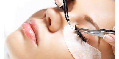 Volume Mastery Eyelash Extensions Course