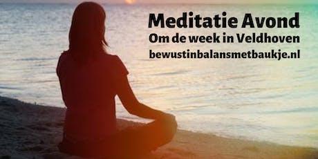 Meditatie-avond Veldhoven tickets